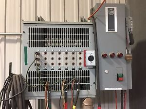 Test Transformers with voltage taps 3 phase 60 Kva with cables London Ontario image 1