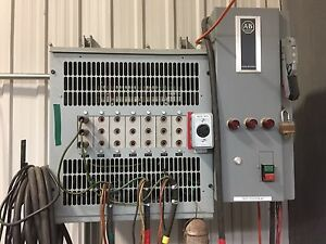 Test Transformer with voltage taps 3 phase 60 Kva with cables London Ontario image 1