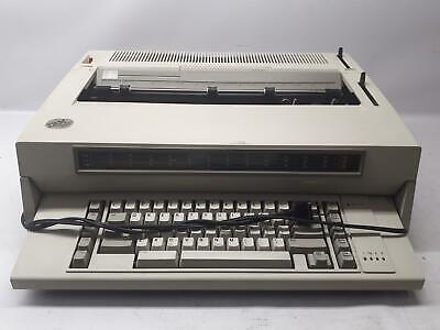 Ibm Wheelwriter 3 Series Ii 6782 Typewriter