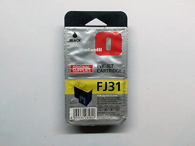 Original Olivetti FJ31 schwarz FAX-LAB 95 100 105 M100 S100 JET-LAB 400 490 OVP segunda mano  Embacar hacia Argentina