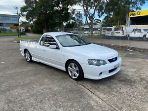 2004 Ford Falcon XR6 Smithfield Parramatta Area Preview