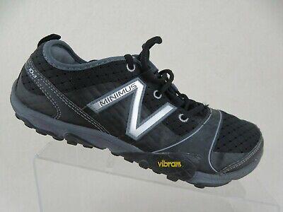 NEW BALANCE Minimus Trail Black Sz 8.5 D Men Barefoot Running Shoes ()