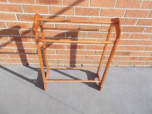 Bathroom Timber Towel Rail Stand Holder Air Dryer Cranbourne East Casey Area Preview
