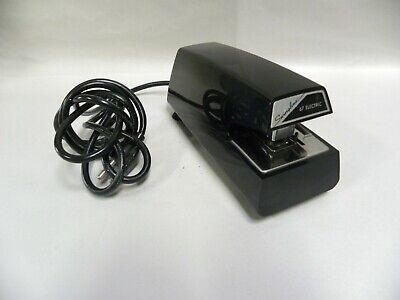 Vintage Commercial Swingline Model 67 Electric Stapler A6