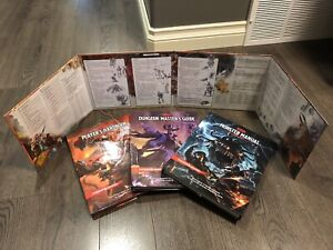 Dungeons and dragons 5th edition base set