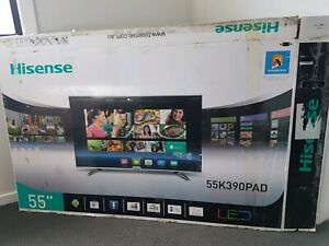 "Hisense 55""inch and 42""inch tv for sale"