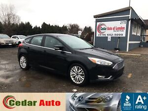 2016 Ford Focus Titanium - Loaded - Managers Special