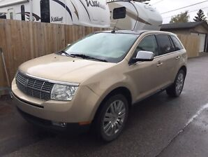 2007 Lincoln MKX—similar to an Ford Edge