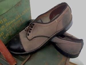 Set of WWII RCAF shoes