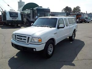 2010 Ford Ranger XLT SuperCab 4-Door 4WD w/ Canopy