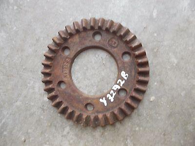 1 Used Y3292b Steel Cast Iron John Deere Planter Jd Pea Seed Plate Y 3292 B