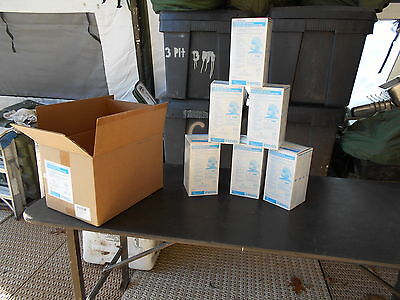 120....MILITARY SURPLUS SURGICAL MASK DUST PAINT BREATH SHOP FACE  DRYWALL  LOT