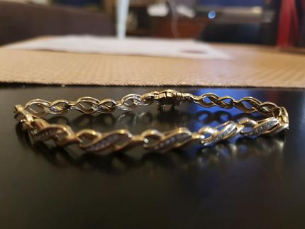 diamond bracelet in Perth Region WA Women s Jewellery