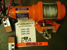 WINCHMAX ATV 3000LB 12V WINCH. Tumbi Umbi Wyong Area Preview