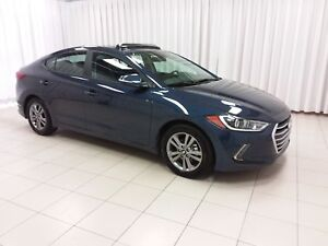 2018 Hyundai Elantra SEDAN w/ SUNROOF, TINTED GLASS, BLUETOOTH,