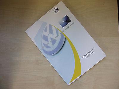 VW JETTA BORA SERVICE BOOK GOLF PASSAT JETTA BORA CADDY EOS VOLKSWAGEN