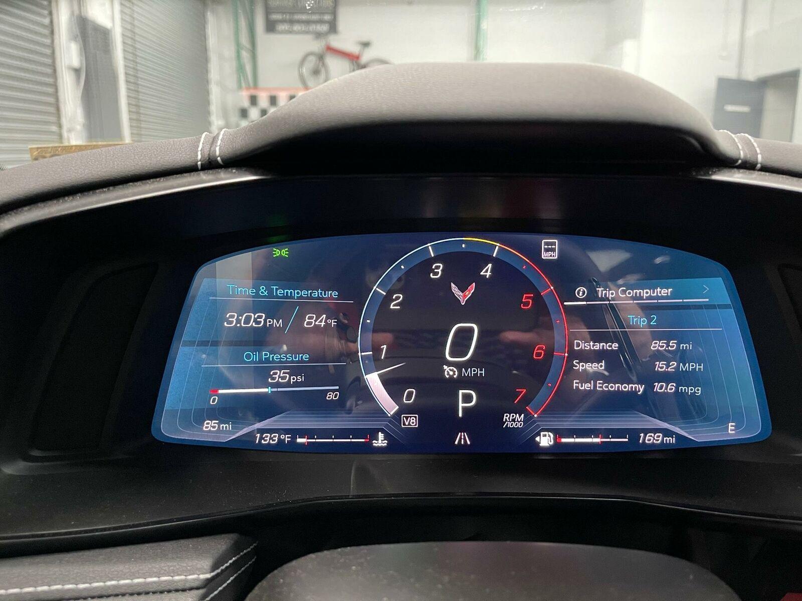2021 Black Chevrolet Corvette  2LT | C7 Corvette Photo 7