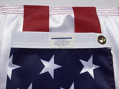 3x5 ft valley forge us american flag
