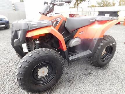 Polaris Sportsman 400 H.O. (4X4)