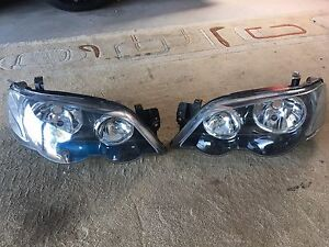 XR headlights (BF) New Beith Logan Area Preview