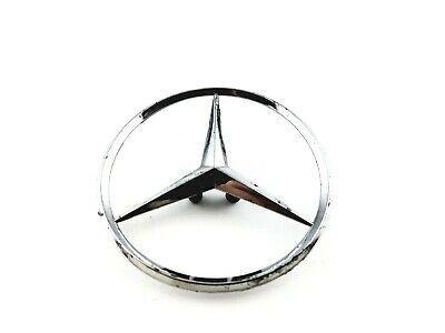 Mercedes C G E A SLK Glc Cla ML Gla hinter Tor Deckel Emblem Symbol OEM (2003)
