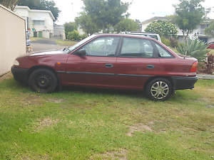 1997 holden astra PRICE DROP !! Killarney Vale Wyong Area Preview