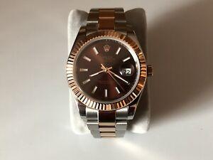 Rolex Datejust 41 Watch Montre