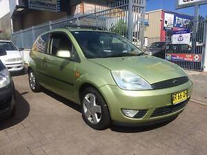 2005 Ford Fiesta Three Door Hatchback Salamander Bay Port Stephens Area Preview