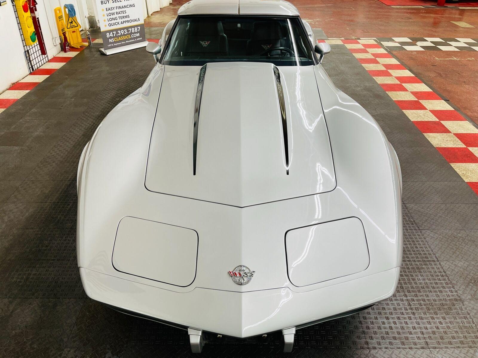 1978 Silver Chevrolet Corvette   | C3 Corvette Photo 8