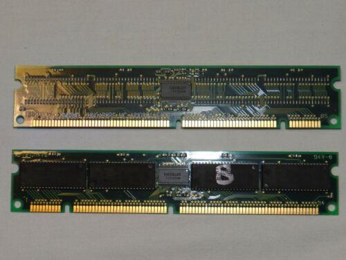 Apple Macintosh 16MB 168-pin RAM DIMM  (2x 8MB - matched set) set #4