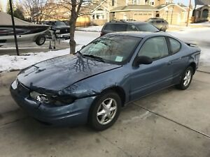 1999 Oldsmobile Alero - Accident