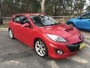 2009 Mazda 3 MPS turbo LUXURY Minchinbury Blacktown Area Preview