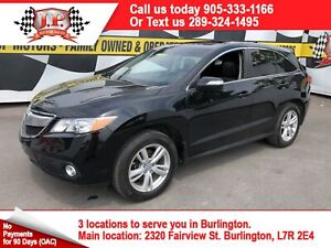 2015 Acura RDX Tech Pkg, Auto, Navigation, Leather, Sunroof,