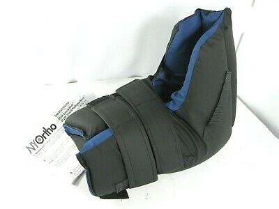 Nyortho Zero-g Performa Boot -pressure Relieving Pillow Boot Wgel Pack 9518p-m