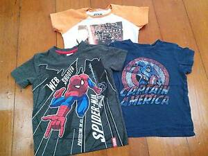 Size 2 - boys clothes - shorts and t-shirts - 44 items Coorparoo Brisbane South East Preview