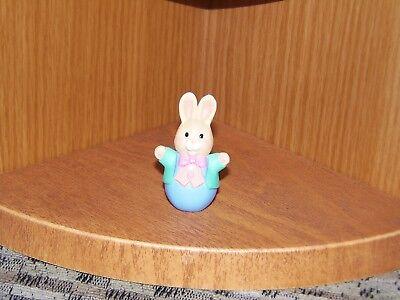 HALLMARK Merry Miniature 1995 Easter Stylish Bunny/Rabbit for sale  USA