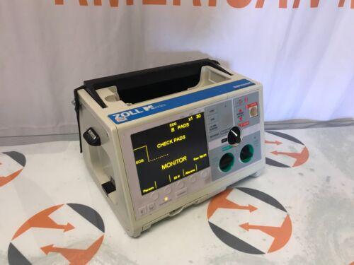 Zoll M Series ECG Monitor Pacing Biphasic