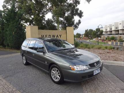 2003 Holden Commodore Wagon VY II Acclaim, Excellent Condition! Maidstone Maribyrnong Area Preview