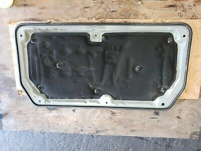 2016 SMART FORFOUR 1.0 PETROL ENGINE COMPARTMENT COVER  #7080