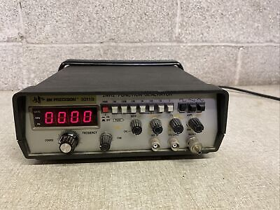 B K Precision 3011b 2mhz Function Generator