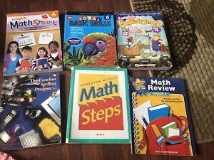 Workbooks and Textbooks