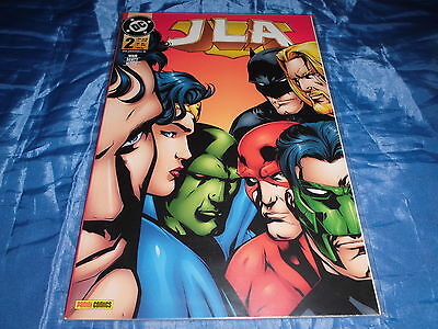 115 : JLA  , Nr. 2 , DC Superhelden  , DC / Panini Comics 2001 , Fantasy COMIC