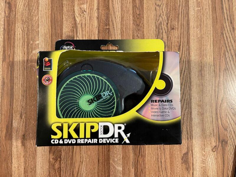Skip DR Doctor CD DVD Repair Device