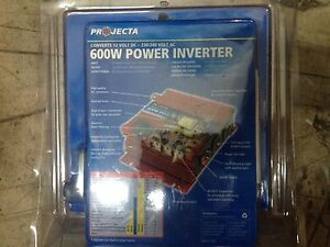 Projecta 600W Power Inverter Fitzroy Yarra Area Preview