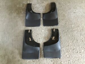 Weather Tech Mud Flapsfor Ford F-150.    $85.00