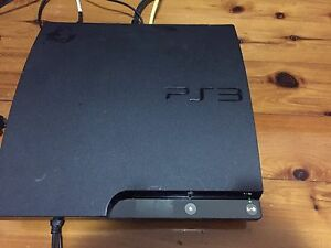 Playstation 3  with 10 games of your choosing Greenacre Bankstown Area Preview