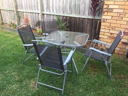 5 piece outdoor set