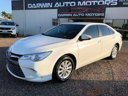 2016 Toyota Camry ALTISE Automatic Sedan Durack Palmerston Area Preview