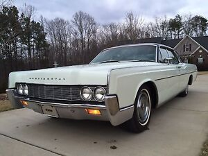 LOOKING FOR 67 LINCOLN CONTINENTAL PARTS
