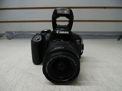 Canon EOS Rebel T4i / EOS 650D 18.0MP Digital SLR Camera  w/ EF-S IS II 18-55mm